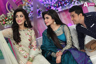 Celebrities on Eid Day 3 with Maya Ali & Meekal Zulfiqar on Aplus