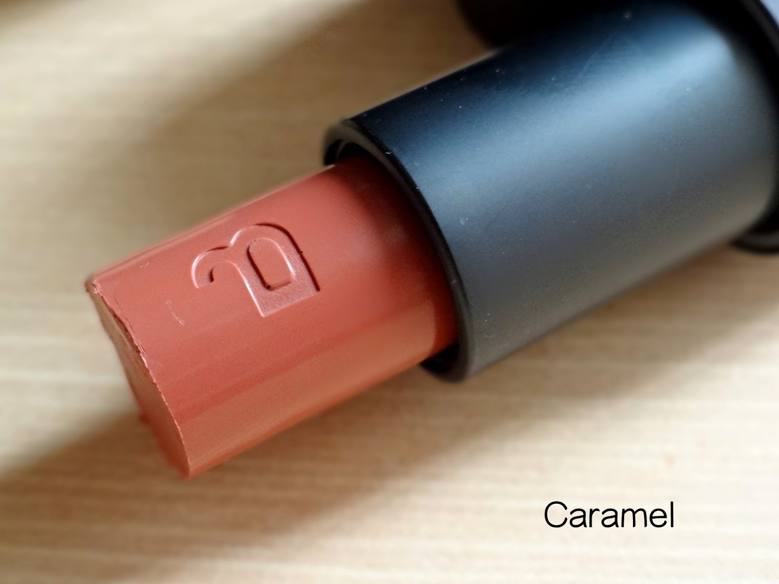 Bite Beauty Butter Cream Lipstick in Caramel