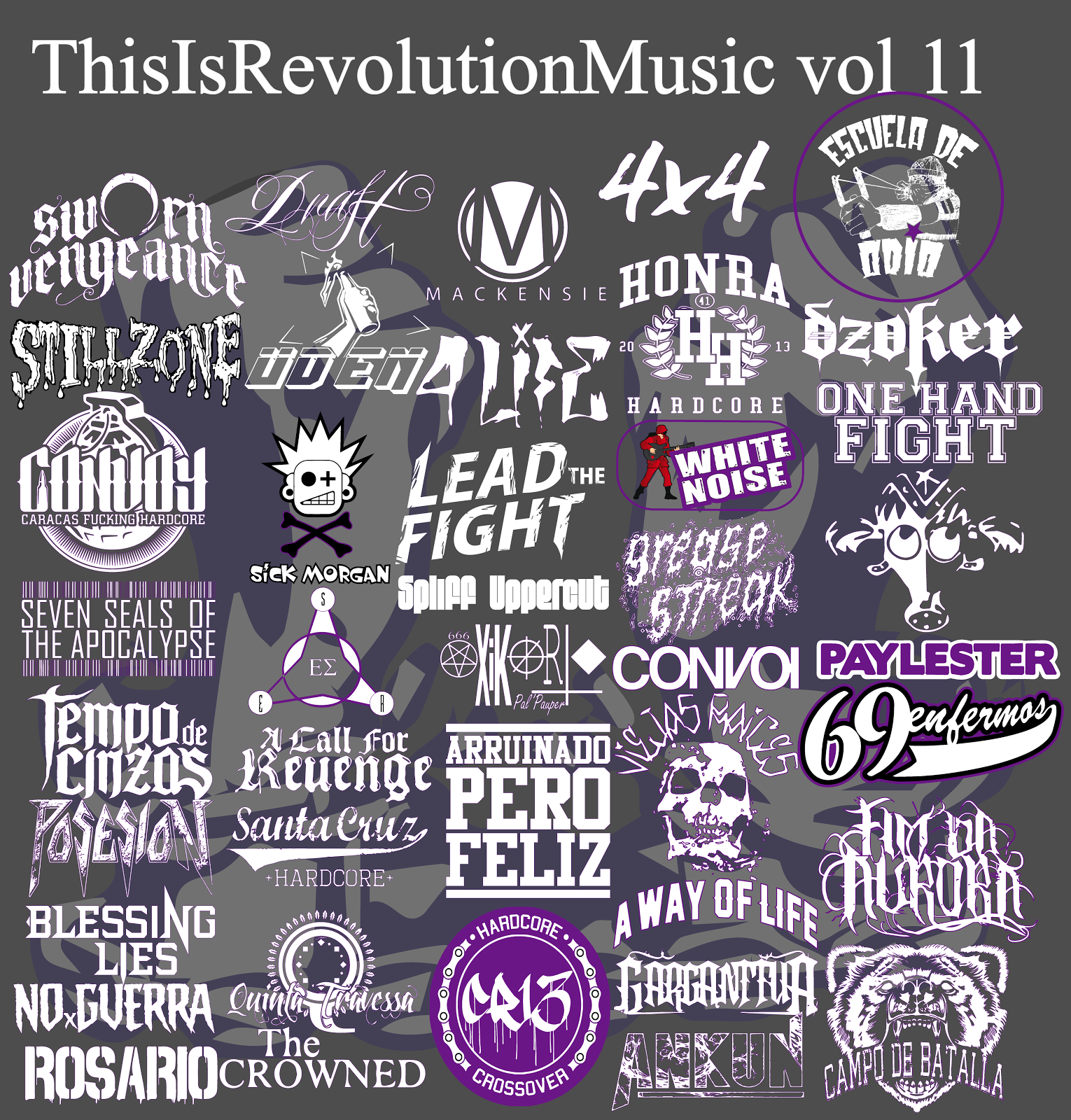 vol 11 ThisIsRevolutionMusic by monejorecords