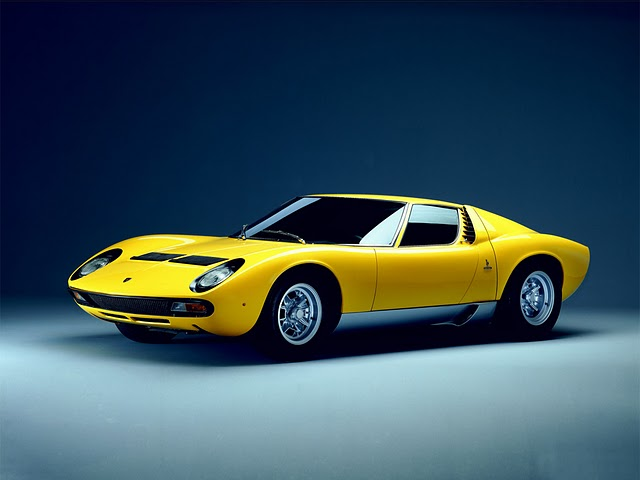 1970 Lamborghini Miura SV Seen On www.coolpicturegallery.us