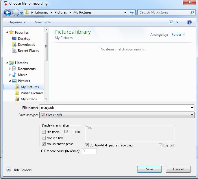 Cara Membuat Screenshot Bergerak di Monitor dalam Format Gambar GIF