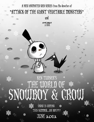 The World of Snowboy & Crow - Series 1 (2012)