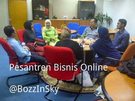Persiapan Program Pesantren Bisnis Online Saat Ramadhan