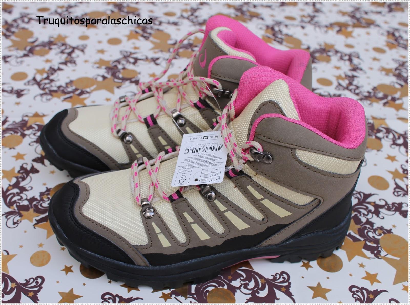 botas chicas