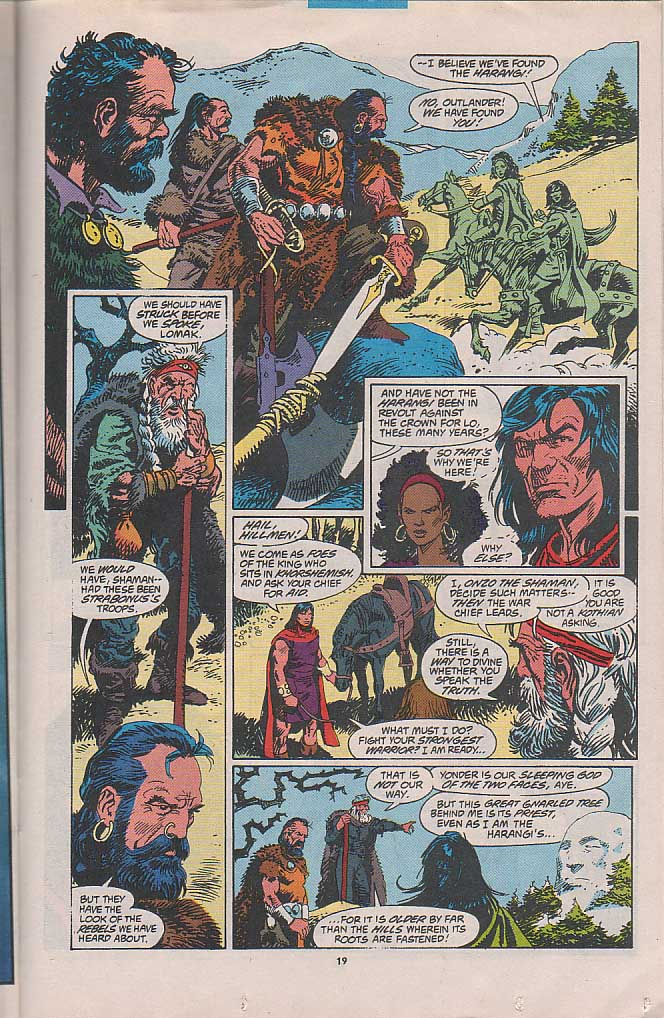 Conan the Barbarian (1970) Issue #268 #280 - English 14