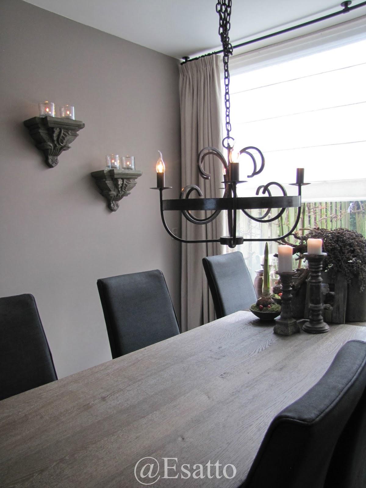 Esatto by ravensbergen binnenkijken na een complete make over - Afbeelding eigentijdse woonkamer ...