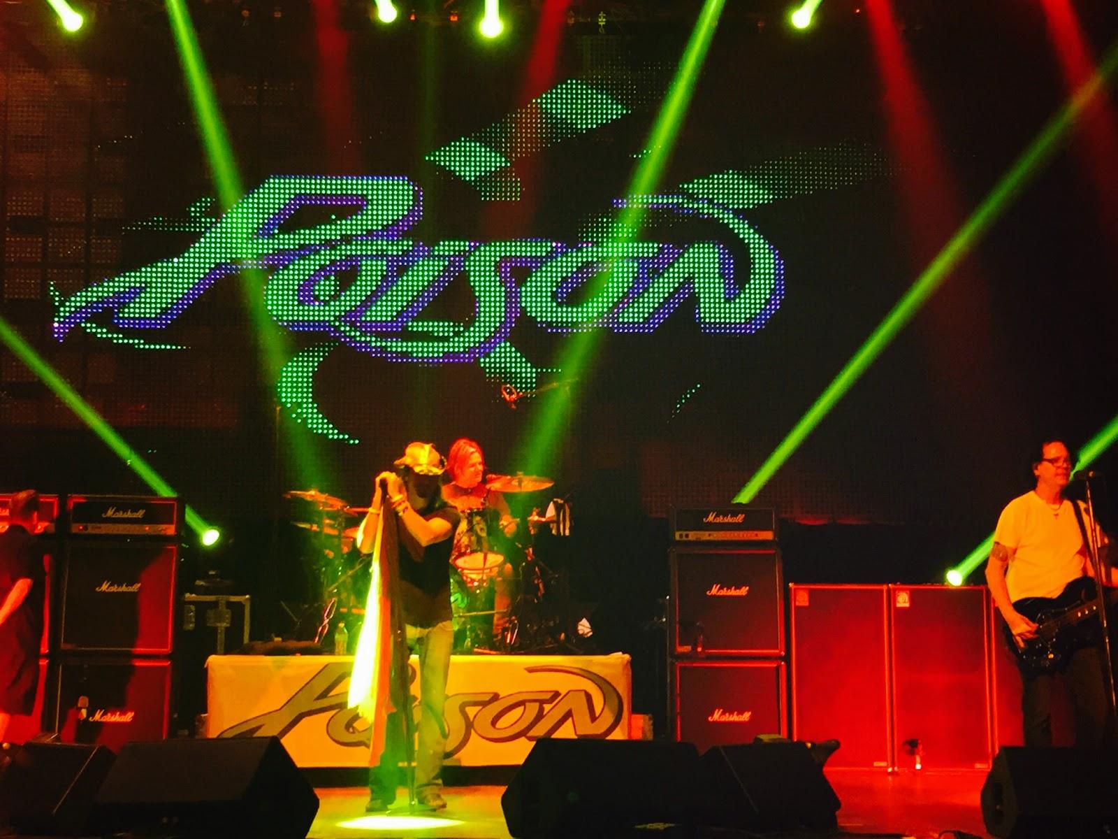 poison - live ottobre 2014
