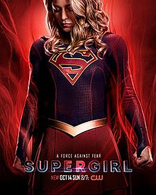 Supergirl Temporada 4 audio español