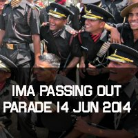 IMA Passing Out Parade 14 June 2014