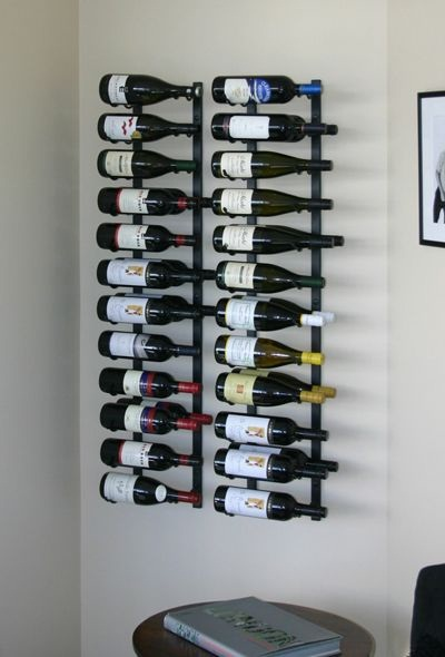 Decora y disena 23 estantes y muebles para vinos y otros licores bar en casa - Estantes para vinos ...