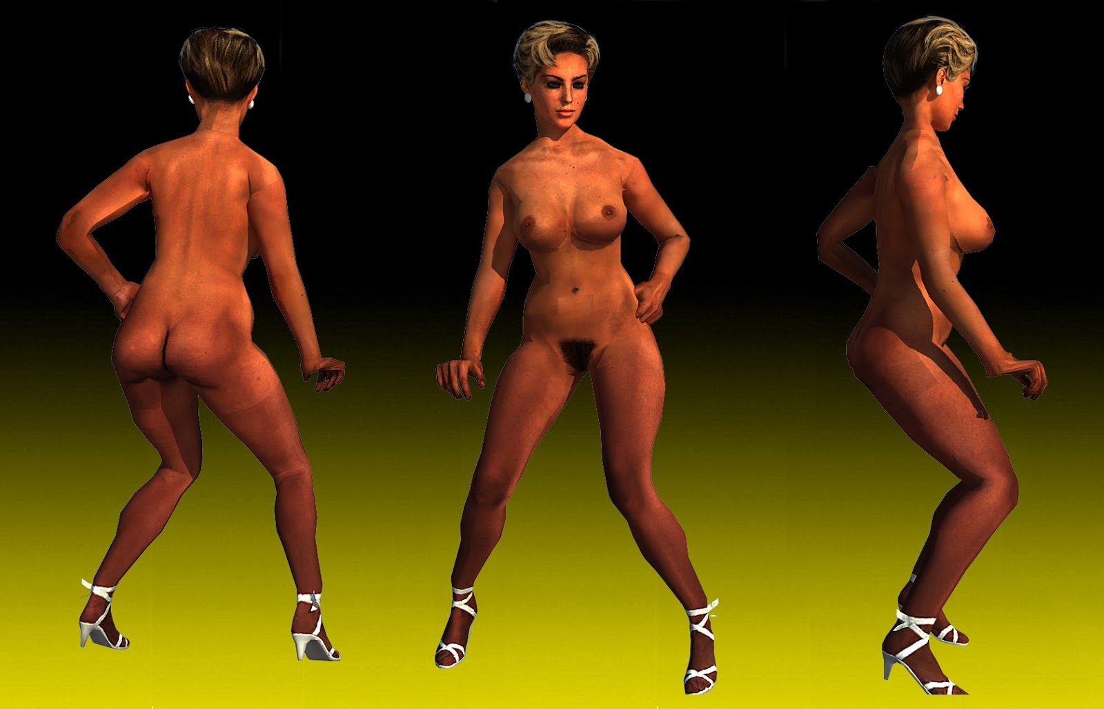 Gh2 nude character skins cartoon photos