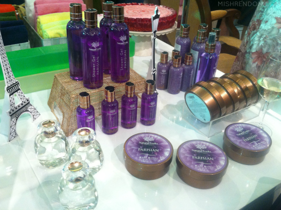 KC Concepcion leads Natural Looks Launch at SM North