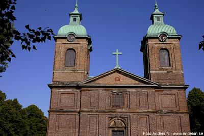 Sofia Albertina kyrka, Landskrona