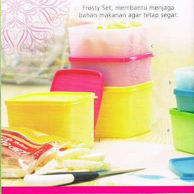 Tupperware Lovely: Katalog Tupperware Promo Juli 2012