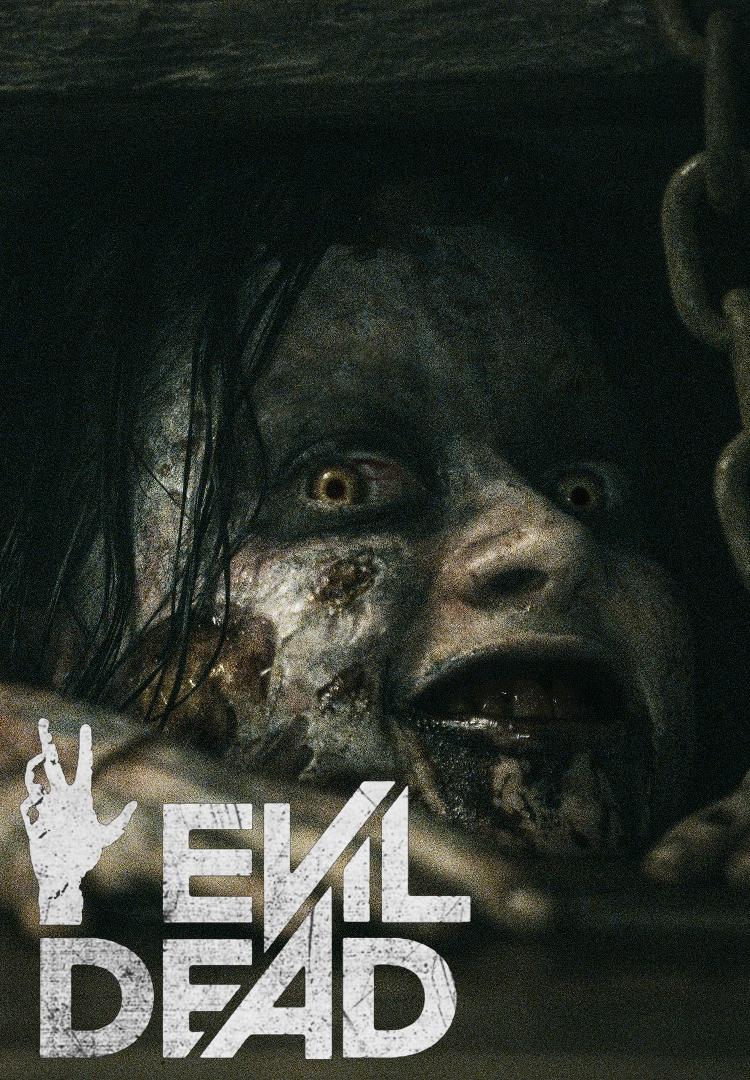 Cuốn Sách Quỷ Ám - Evil Dead