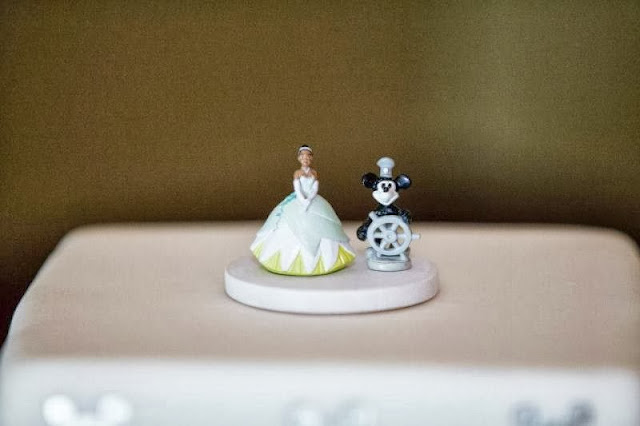 Haily and Jason's Princess and the Frog Disneyland Escape Wedding // Photo by White Rabbit Photo Boutique