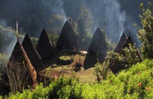 Rumah Tradisional Flores Raih Penghargaan Tertinggi UNESCO