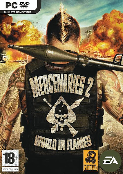 Mercenaries 2 World in Flames PC Full Español 2011