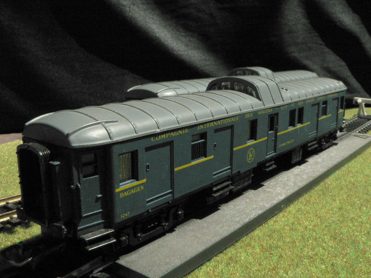 Collections maquettes et figurines du Bois du Lac Train  ~ Train Bois Electrique