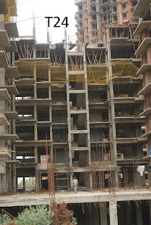 Amrapali La Residentia :: Construction Update t24