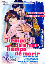 Tiempo de amar, tiempo de morir (1958 - A Time to Love and a Time to Die)