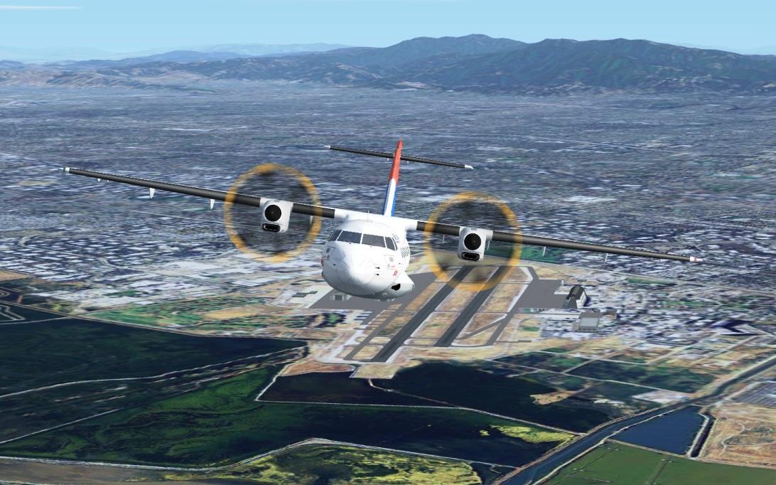 ATR 72-500 Aircraft Wallpaper 3