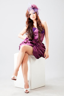 Model and Singer Putri Penelope Photos