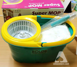 Super Mop Bolde Premiere Alat Pel Multifungsi Murah