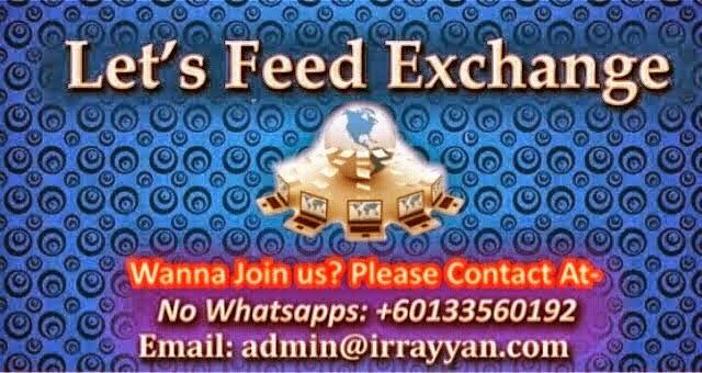 EFG, Exchange Feed Group, BUkan Sembang Kosong,
