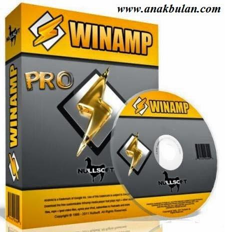 Download Winamp Media Player 5.572