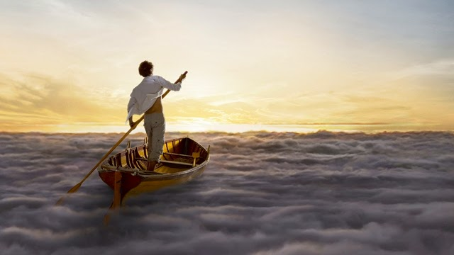 TORNANO I PINK FLOYD CON THE ENDLESS RIVER