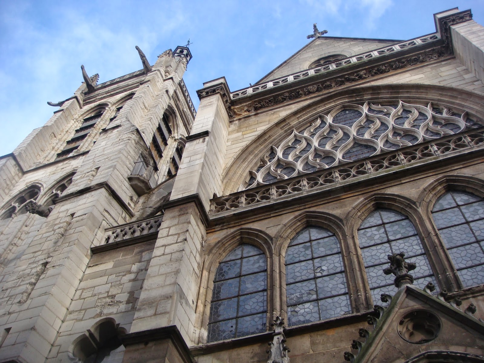 St Severin, Paris