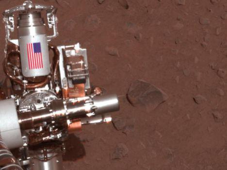 Robot NASA yang dibuat daripada sampah 911