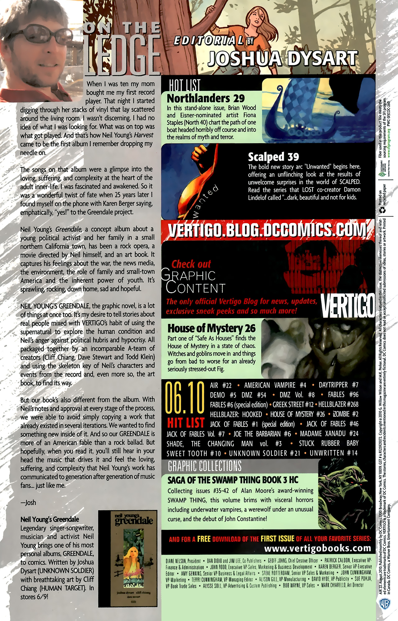 Read online Air comic -  Issue #22 - 24