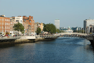 Dublin (River Liffey)
