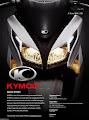 Kymco XTown125
