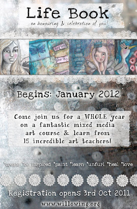 Join Me and 15 other Artists In Tamara Laportes&#39;s newest class in 2012