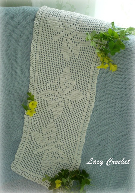 Lacy Crochet Doily Of The Week 8 Butterflies