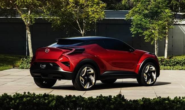 Scion Jumps Into Hot Crossover Fray With C-HR