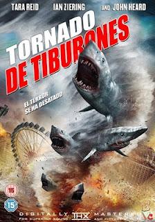 Tornado de tiburones – online 2013