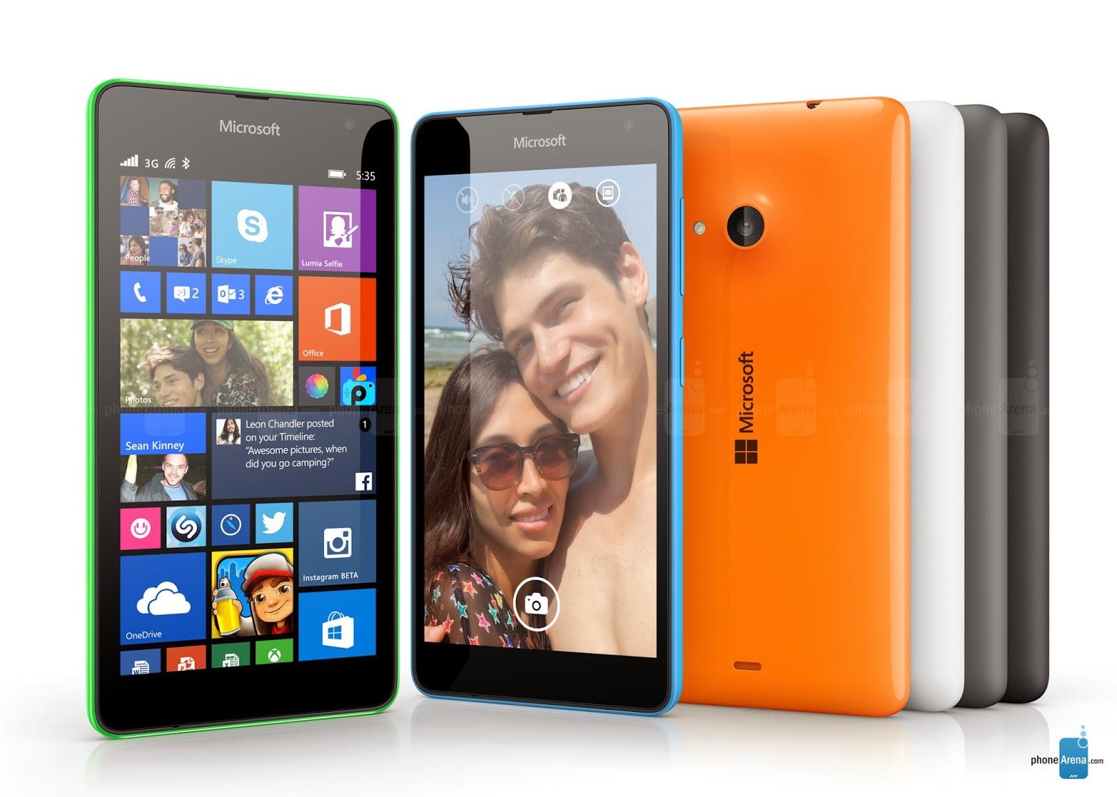 Nokia Lumiya 540: incelemeler. Microsoft Lumiya 540 akıllı telefonu almaya değer mi
