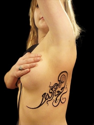 tribal tattoo designs for women