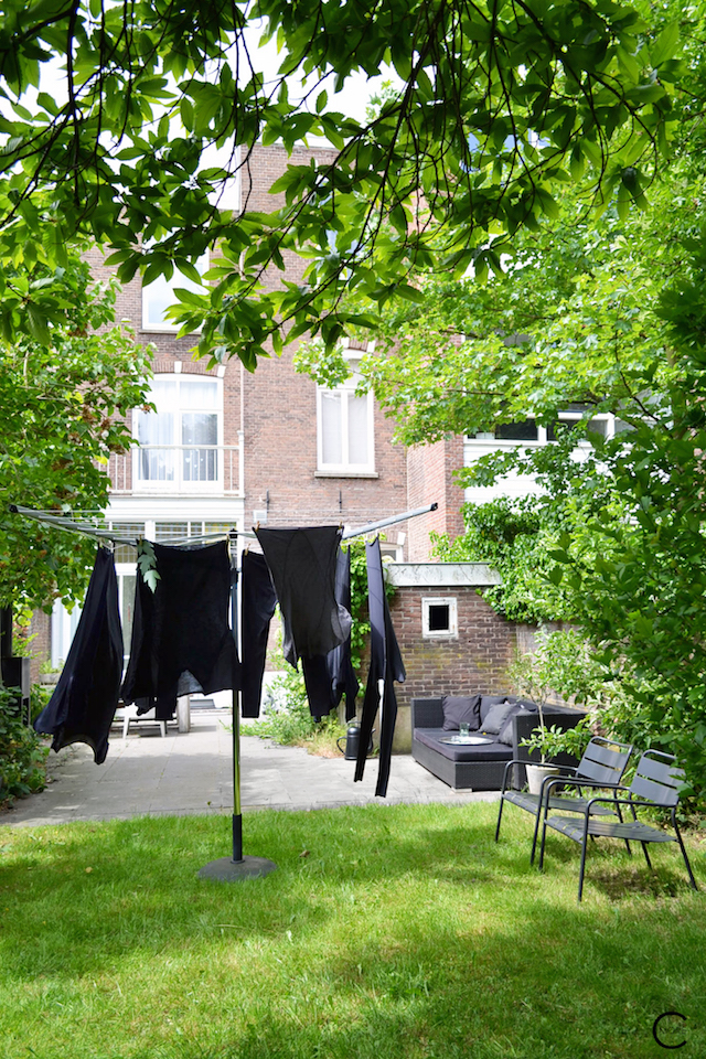 Fresh clothes | Brabantia rotary dryer | Love Nature | WeForest Brabantia droogmolen | Love Nature | WeForest by C-More