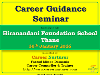 Career Guidance Seminar Thane