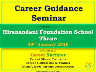 Career Guidance Seminar Thane