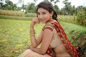 Tanvi vyas Latest Photos in Half Saree-thumbnail-7