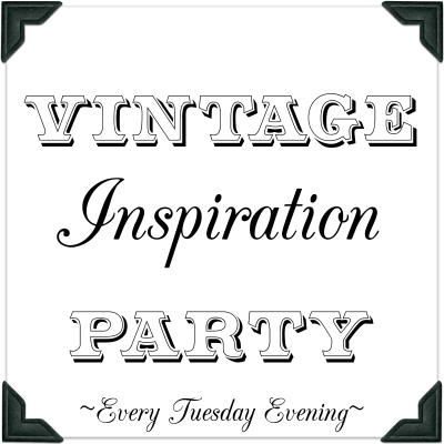 Vintage Inspiration Party at villabarnes