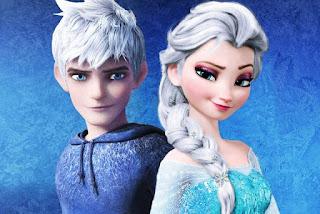Gambar Elsa dan Jack Forst wallpaper 9