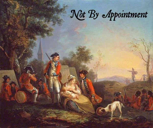 Not By Appointment