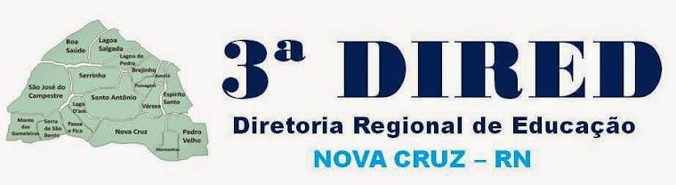 3ª DIRETORIA REGIONAL DE EDUCAÇÃO E CULTURA - DIREC
